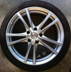 Alloy wheel repairs Gold Coast