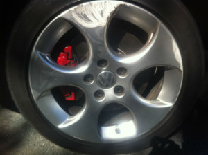 Alloy Wheel Repair Gold Coast