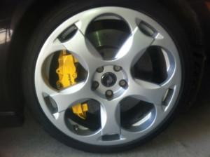 Wheel Repairs Gold Coast Lamborgini