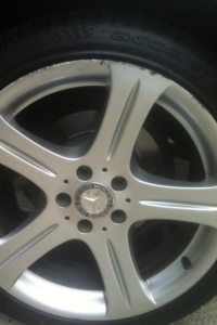 Merecedes Mobile Alloy  Wheel Repairs Gold Coast 0402029277
