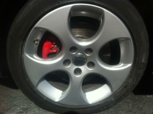 VW Alloy Wheel Repair Gold Coast 2