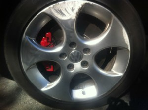 VW Alloy Wheel Repair Gold Coast