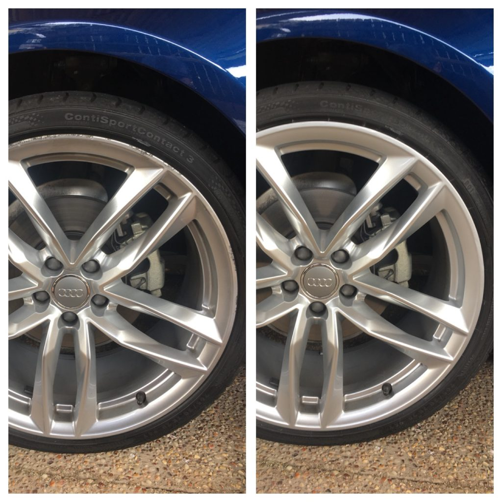 Onsite Same Day Alloy wheel repairs Gold Coast 0402029277