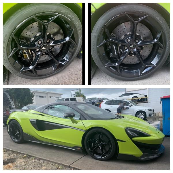 Mobile McLaren Alloy Rim Repairs Gold Coast 0402029277