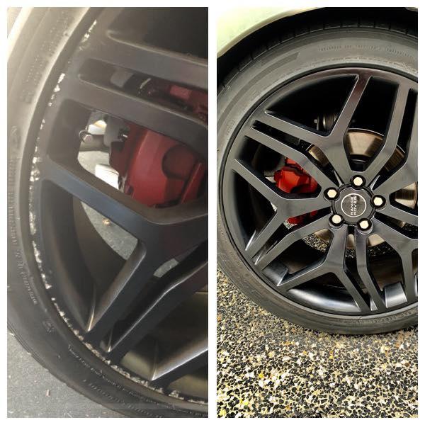 Repair Range Rover Wheels Gold Coast 0402029277