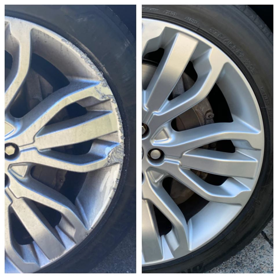 scratched wheel repairs gold coast 0402029277