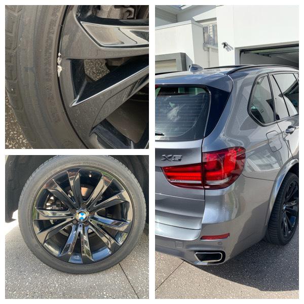 BMW Wheel Repairs Gold Coast 0402029277