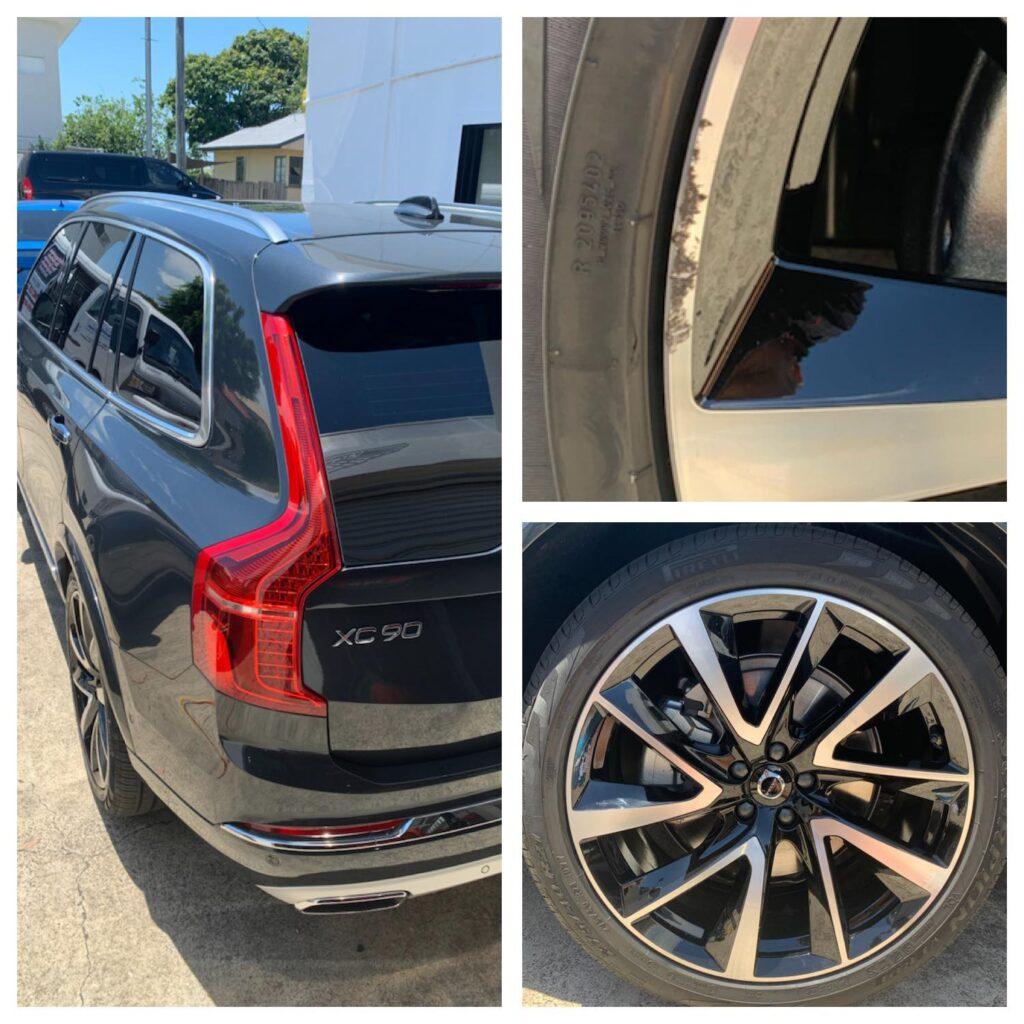Volvo Wheel Repairs Gold Coast 0402029277