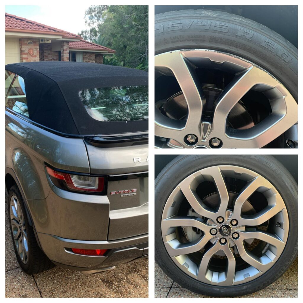 Mobile Mag Wheel Repairs Gold Coast 0402029277