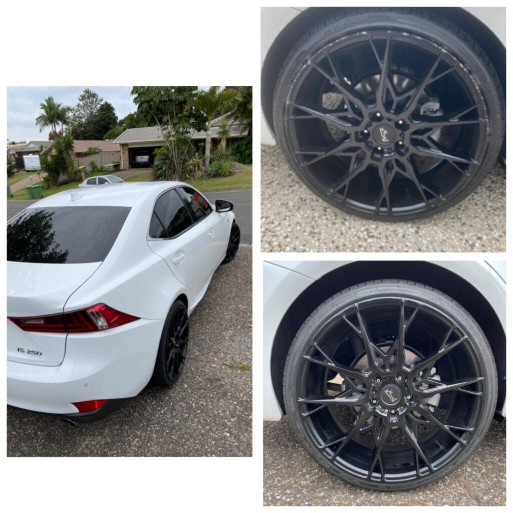 fix my lexus wheels gold coast 0402029277