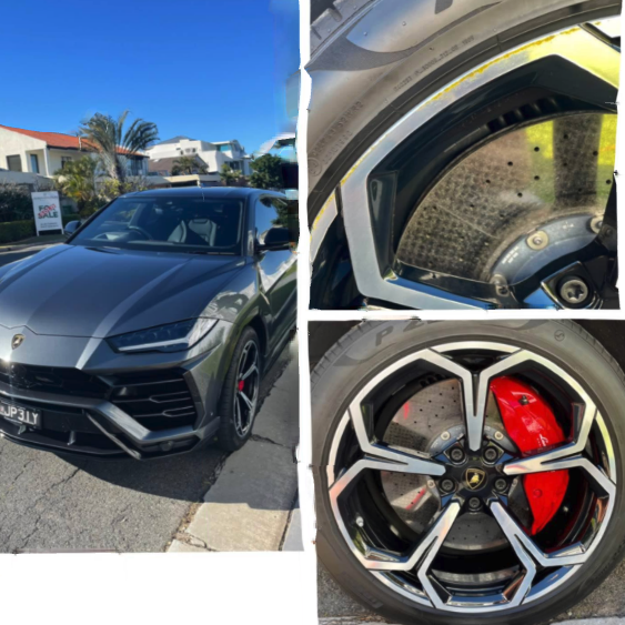 Lamborghini Wheel Repairs Gold Coast 0402029277